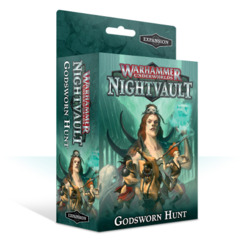 Warhammer Underworlds: Godsworn Hunt (Eng)
