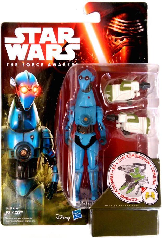 Star Wars: The Force Awakens - PZ-4CO Figure