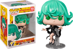 POP! Anime 721: One Punch Man - Terrible Tornado