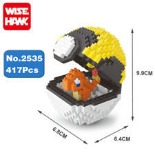 Ultra Ball Charmander Mini Building Blocks