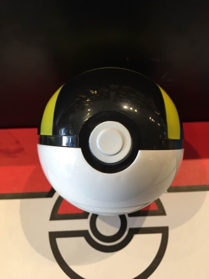 Pokeball - Ultra Ball