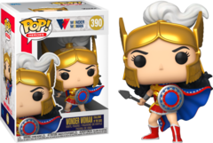 POP! Heroes 390: Wonder Woman - Challenge of the gods