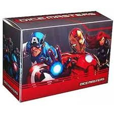 Marvel Dice Masters: Avengers Age of Ultron Team Box