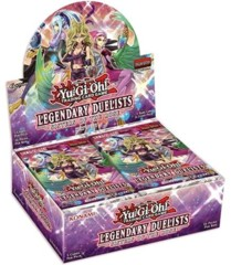 Legendary Duelists: Sisters of the Rose Booster Box
