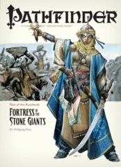 Pathfinder: L'Éveil des Seigneurs des Runes - La Forteresse des Géants de Pïerre