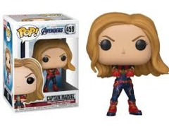 Funko POP! Marvel #459 - Captain Marvel