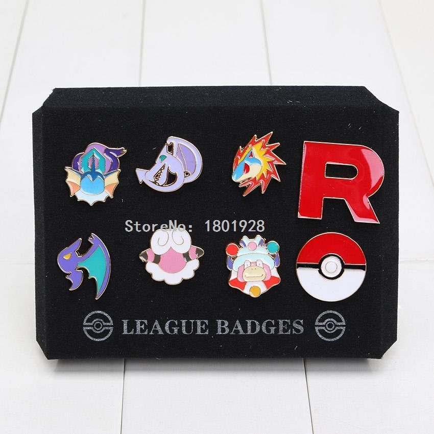 Pokémon Pin Set
