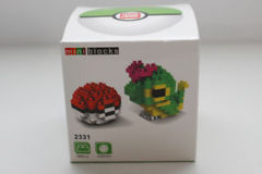 Caterpie Mini Building Blocks