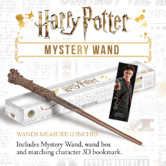 Noble Collections: Harry Potter Mystery Wand