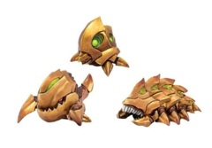 Monsterpocalypse: Unit Expansion - Chompers/Destructomite/Explodohawk