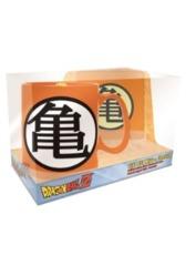 Dragonball: Mug + Coaster Gift Set - Goku Shirt