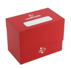 Gamegenic: Deck Box - Sideholder 80+ Red (Inclus Séparateur)