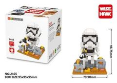Stormtrooper Mini Building Blocks
