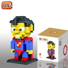 Superman Mini Building Blocks