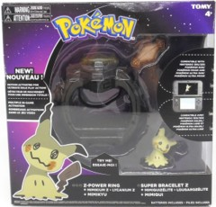 Tomy Pokemon - Z-Power Ring Mimikyu