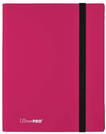 Ultra Pro - 9-Pocket Eclipse Hot Pink PRO-Binder