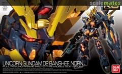 Unicorn Gundam 02 Banshee Norn - Full Psycho-Frame Prototype Mobile Suit RX-O[N]