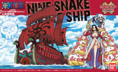 One Piece -Grand Ship Collection - Nine Snake Ship