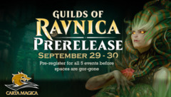 Guilds of Ravnica Sealed Saturday Midnight Event