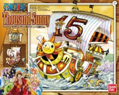 One Piece Ship - Thousand-Sunny (15th Anniversary)