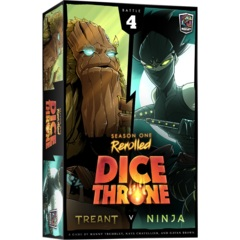 Dice Throne S1R Box 4 Treant Vs Ninja