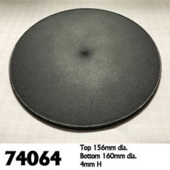 Base Boss - 160mm Gaming Base