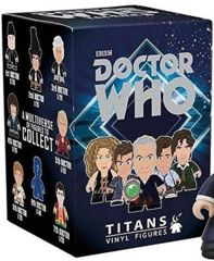 Dr.Who Titans Vinyl Figures (Regeneration)