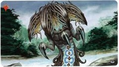 Magic The Gathering - Playmat Sliver Overlord