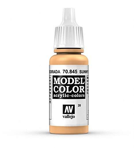 Vallejo Colours - Sunny Skin Tone