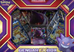 Gengar EX Box