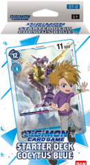 Digimon Card Game Starter Deck - Cocytus Blue