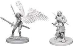 D&D Nolzur's Marvelous Miniatures - Aasimar Paladin Female