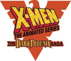 HC - X-Men TAS Dark Phoenix Saga - Colossal Brick
