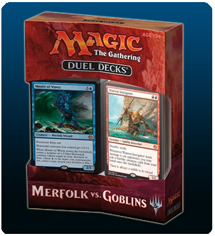 Duel Deck: Merfolk VS. Goblin