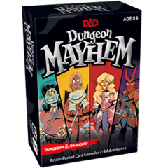 DnD - Dungeon Mayhem