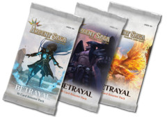 Argent Saga Booster Pack - Betrayal