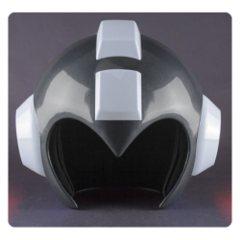 Megaman Helmet Replica - Gray