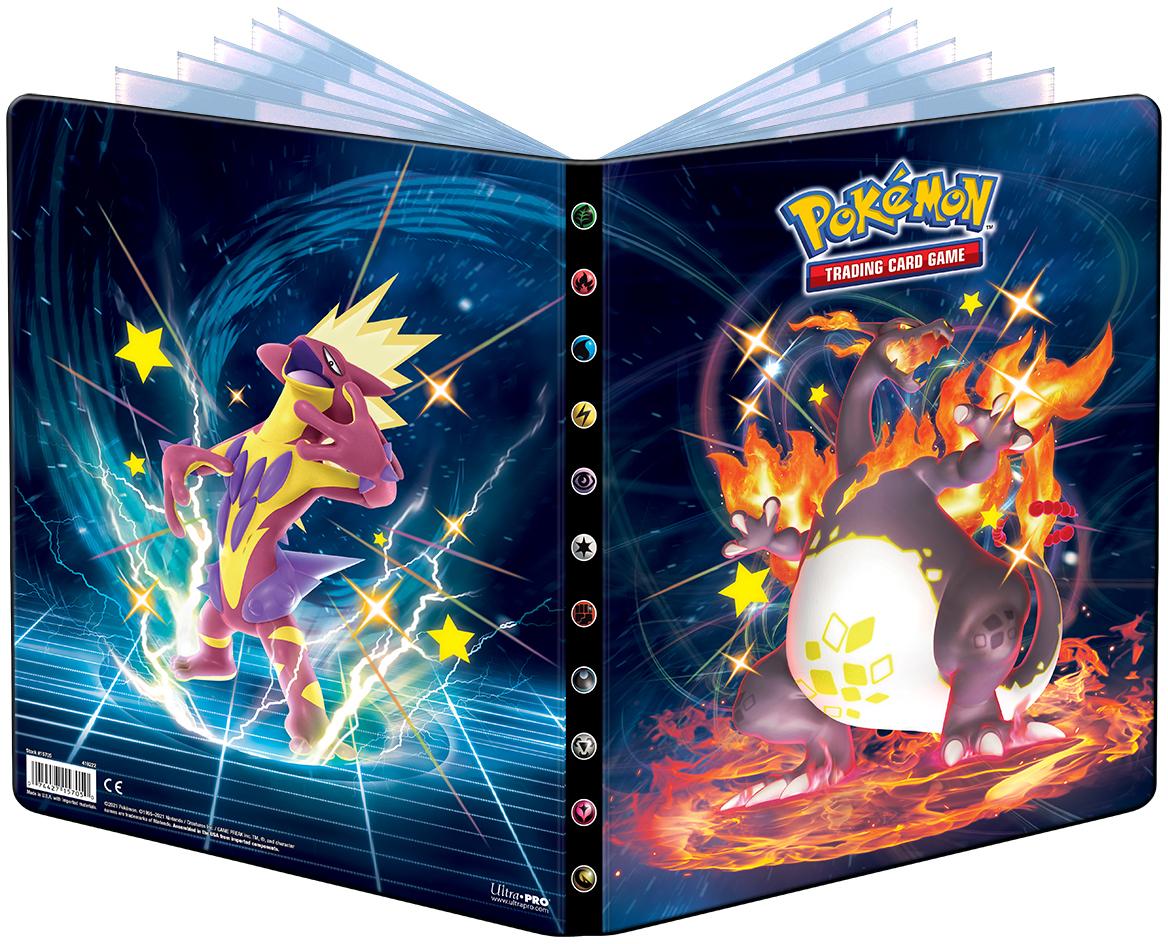 Pokemon Ultra Pro 9-Pocket Binder Shiny Charizard