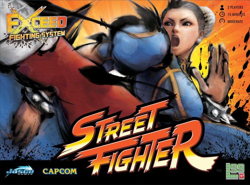 Exceed: Street Fighter – Chun-Li Box