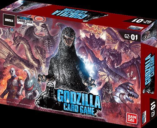 Chrono Clash System Godzilla Expansion