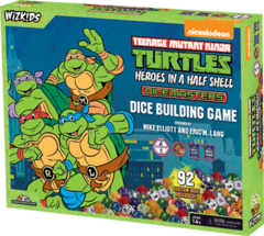 Dice Masters Heroes in a Half Shell