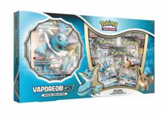 Vaporeon GX Box