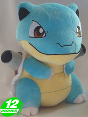 Blastoise Large Plush