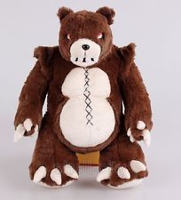 Tibbers Large Plush