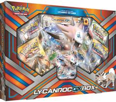 Lycanroc GX Box