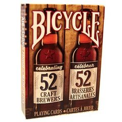 Bicycle Deck Cards - Craft Beer Spirit