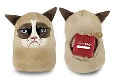 Grumpy Cat Deck Box Holder Plush