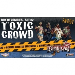 Zombicide: Box of zombies - Set 2