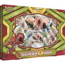 Scizor EX - Booster Box