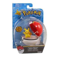 TOMY Pokemon - Pokeball Pikachu